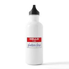 I Am... Gluten-Free Sports Water Bottle