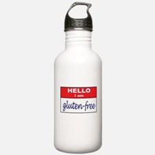 I Am... Gluten-Free Water Bottle