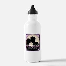 New Moon Midnight Kiss Water Bottle