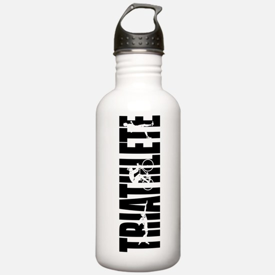 KO Triathlete Water Bottle