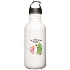 magical clara,nutcracker Water Bottle