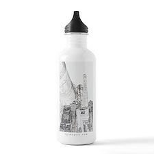 Unique Baker oregon Water Bottle