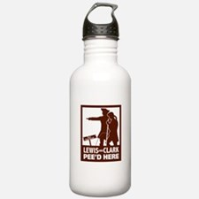 Funny Lewis Water Bottle