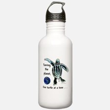 Cute Olive green Water Bottle