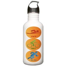 Triathlete Water Bottle