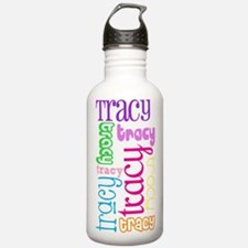 Personalized Tracy Sports Water Bottle