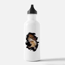 Molly Flying In Water Bottle
