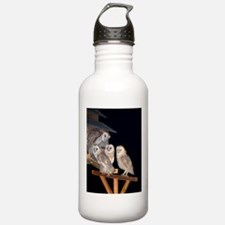 Image 01: Molly The Owl Water Bottle