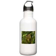 Palm Tree Owlet Water Bottle