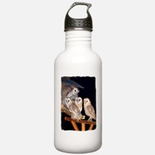 Four Owlets Water Bottle