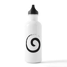 Sacred Spirals Water Bottle