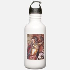 Cute Bellydancer Water Bottle
