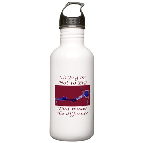 Ergs and other rowing images Water Bottle 1.0 Stai