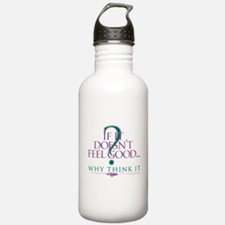 Why Think It? Water Bottle