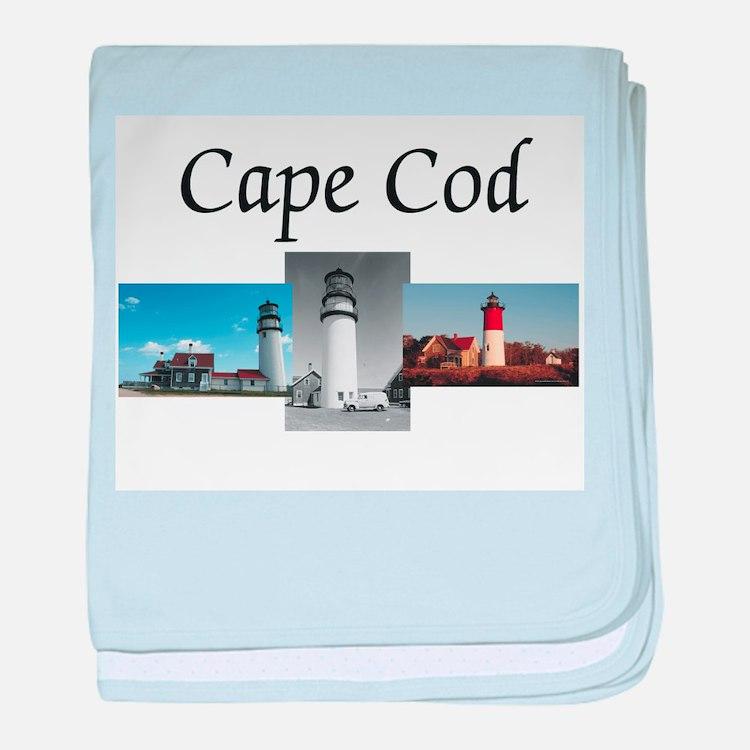 Cape Cod Americasbesthistory.com baby blanket