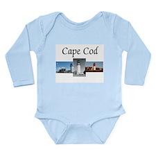 Cape Cod Americasbesth Long Sleeve Infant Bodysuit