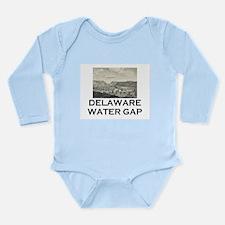 ABH Delaware Water Gap Long Sleeve Infant Bodysuit