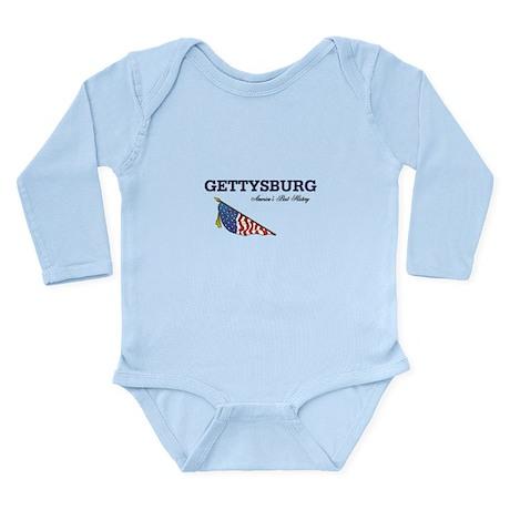 ABH Gettysburg Long Sleeve Infant Bodysuit