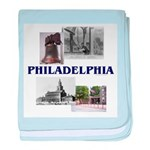 ABH Philadelphia baby blanket