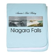 ABH Niagara Falls baby blanket