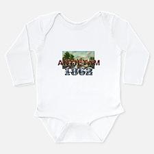 ABH Antietam Long Sleeve Infant Bodysuit