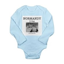 Normandy Americasbesth Long Sleeve Infant Bodysuit