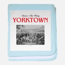 ABH Yorktown baby blanket