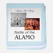ABH Alamo baby blanket