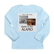 ABH Alamo Long Sleeve Infant T-Shirt