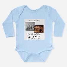 ABH Alamo Long Sleeve Infant Bodysuit