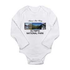 ABH Olympic NP Long Sleeve Infant Bodysuit