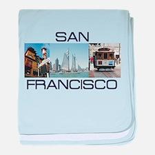 ABH San Francisco baby blanket