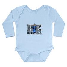 Truth Right Here Long Sleeve Infant Bodysuit