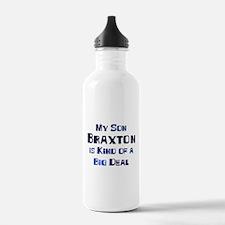 My Son Braxton Water Bottle