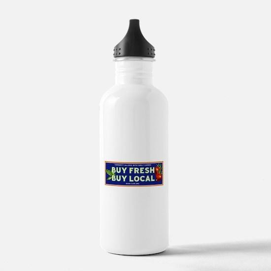 Buy Fresh Buy Local classic Water Bottle