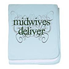 Midwives Deliver - Infant Blanket
