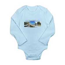 Marco Rubio 2016 Long Sleeve Infant Bodysuit