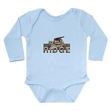 Gingrich 2016 Long Sleeve Infant Bodysuit