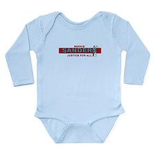 Herman Cain for Presid Long Sleeve Infant Bodysuit
