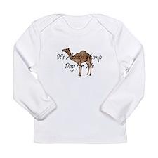 Hump Day Long Sleeve Infant T-Shirt