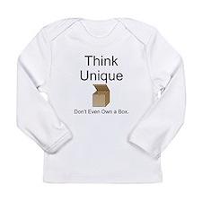 Think Unique Long Sleeve Infant T-Shirt