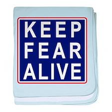 Fear is Alive - Infant Blanket
