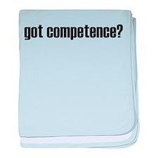 got competence - Infant Blanket