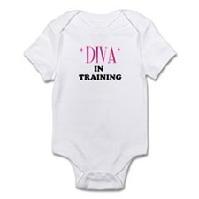 Diva in Training Infant Creeper