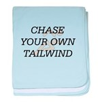 TOP Chase Your Tailwind Infant Blanket