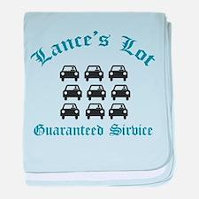 Lance's Lot - Infant Blanket