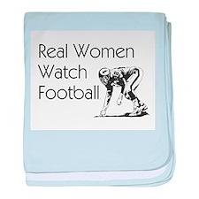 TOP Football Fan baby blanket