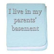 Basement Dweller - Infant Blanket