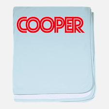 Cooper - Infant Blanket