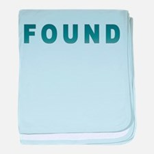 Lost & Found - Infant Blanket